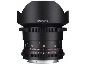 Samyang 14mm T3,1 VDSLR II Sony