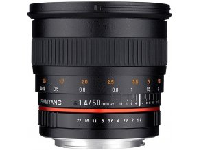 Samyang 50mm f1,4 AS UMC EOS Canon