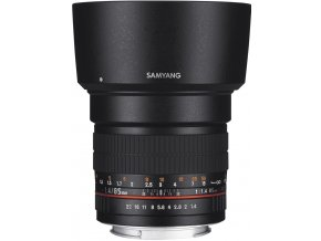 Samyang 85mm f1,4 AS IF MC Fujifilm X