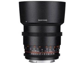 Samyang 85mm T1,5 VDSLR II Sony E