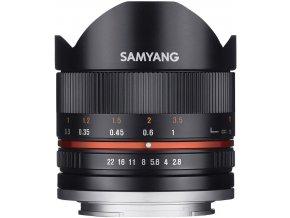 Samyang 8mm f2,8