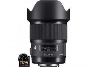 SIGMA 20 mm f1,4 DG HSM Art Sony E