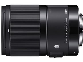 SIGMA 70mm f2.8 DG MACRO Canon