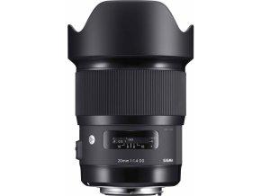 Sigma 20mm f1.4 DG HSM Art Sony E