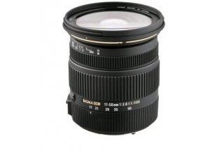 Sigma 17 50mm f2,8 EX DC OS HSM Sony