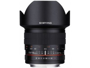 Samyang 10mm f2,8 ED AS NCS CS Sony E