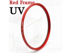 Red frame UV