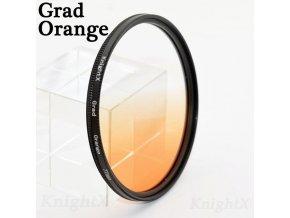 Grad orange