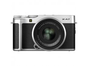 Fujifilm+X A7,+24.2+MPix, strieborná