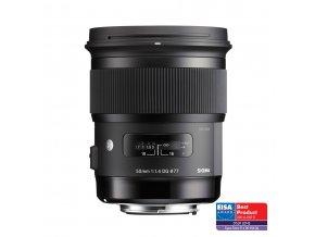 Sigma 50mm f1.4 DG HSM Art Sony E