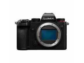 Panasonic Lumix DC-S5 telo  + VIP SERVIS 3 ROKY + UV filter zadarmo + 3% zľava na ďalší nákup