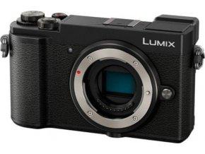 Panasonic Lumix DMC-GX9 čierny  + VIP SERVIS 3 ROKY + UV filter zadarmo + 3% zľava na ďalší nákup