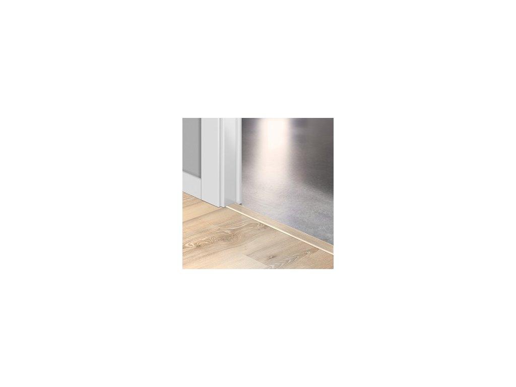 Přechodový profil Quick-Step INCIZO 5v1 Bílá popelavá