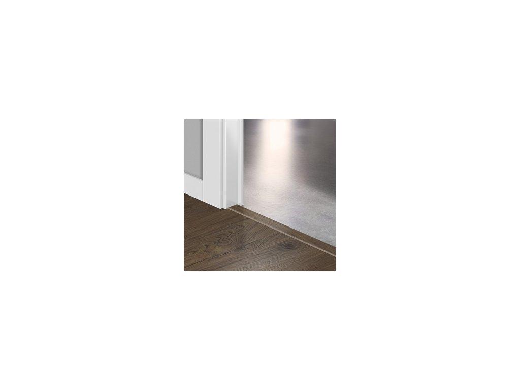 Přechodový profil Quick-Step INCIZO 5v1 Dub klasický hnědý