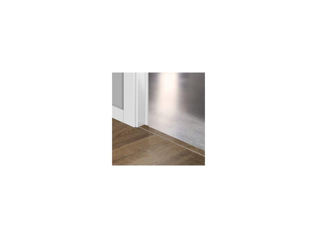 Přechodový profil Quick-Step INCIZO 5v1 Dub Riva hnědý