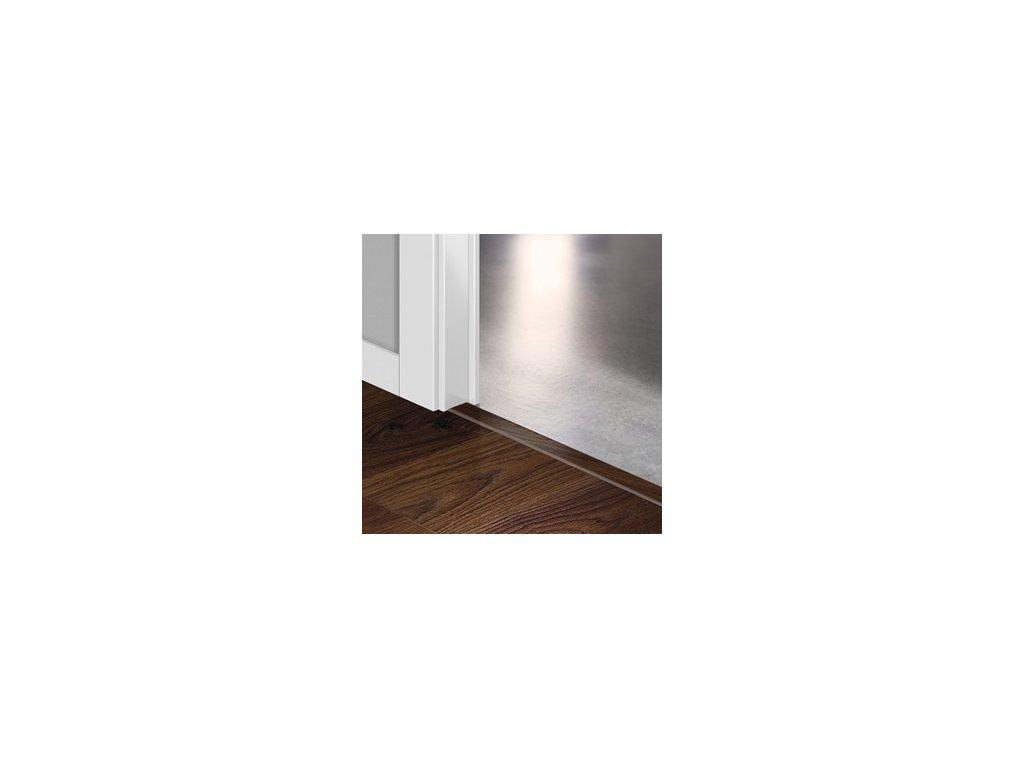 Přechodový profil Quick-Step INCIZO 5v1 Starý zimní dub tmavý