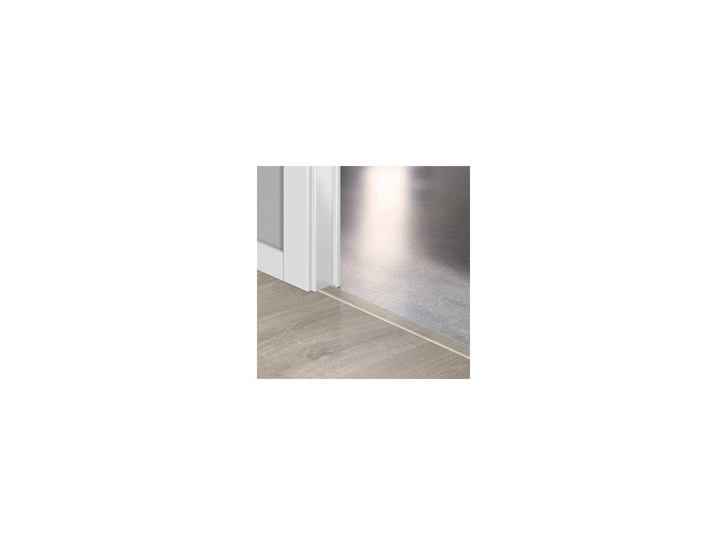 Přechodový profil Quick-Step INCIZO 5v1 Dub Newcastle šedý