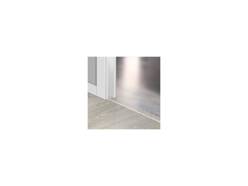 Přechodový profil Quick-Step INCIZO 5v1 Klasický dub s patinou šedý
