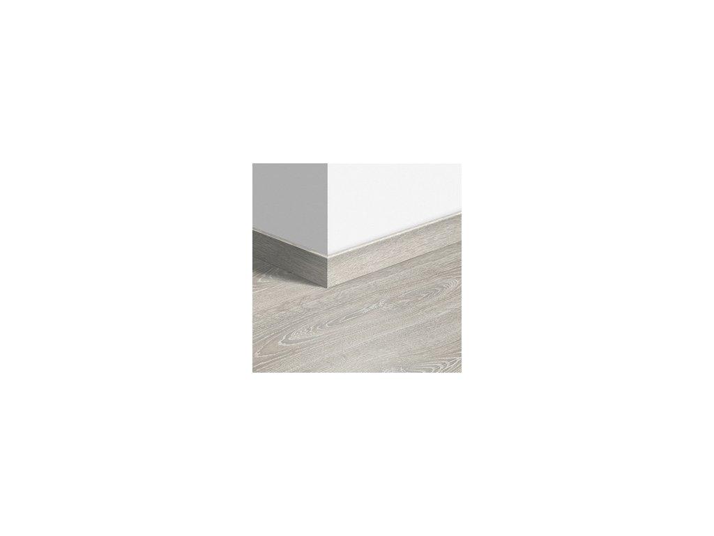 Soklová lišta standardní Klasický dub s patinou šedý