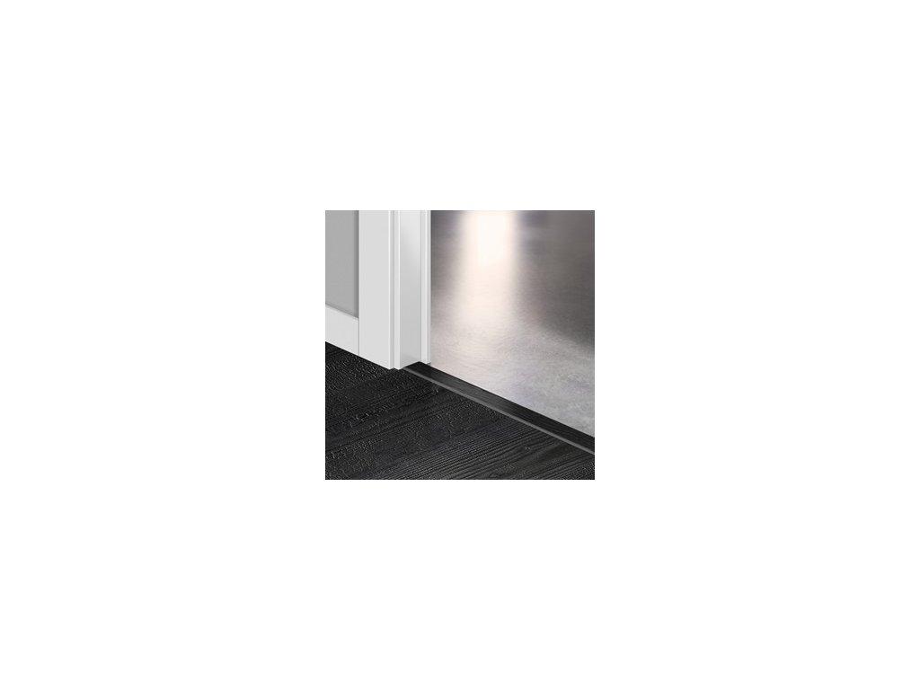 Přechodový profil Quick-Step INCIZO 5v1 Ohořelá prkna