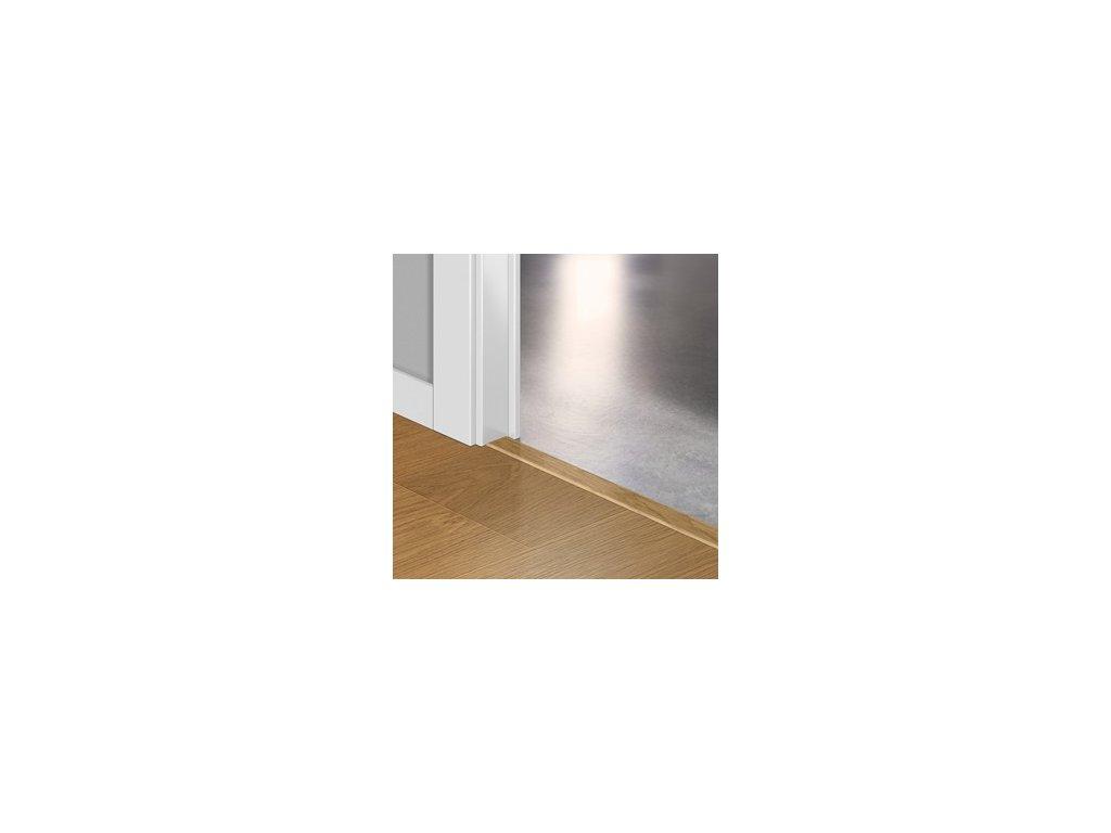 Přechodový profil Quick-Step INCIZO 5v1 Přírodní lakovaná dubová