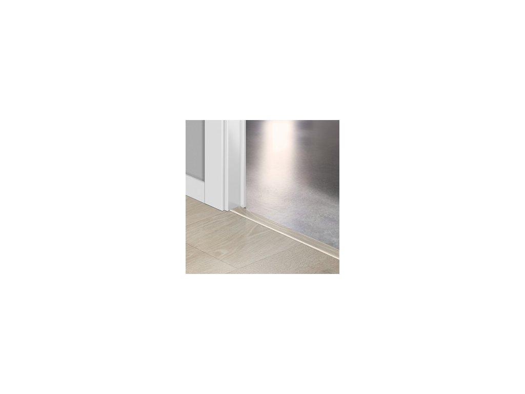 Přechodový profil Quick-Step INCIZO 5v1 Lesní dub světle šedý