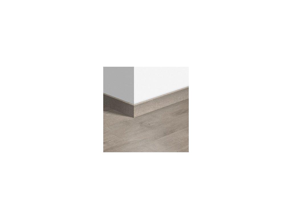 Soklová lišta standardní Dub Dominicano šedý
