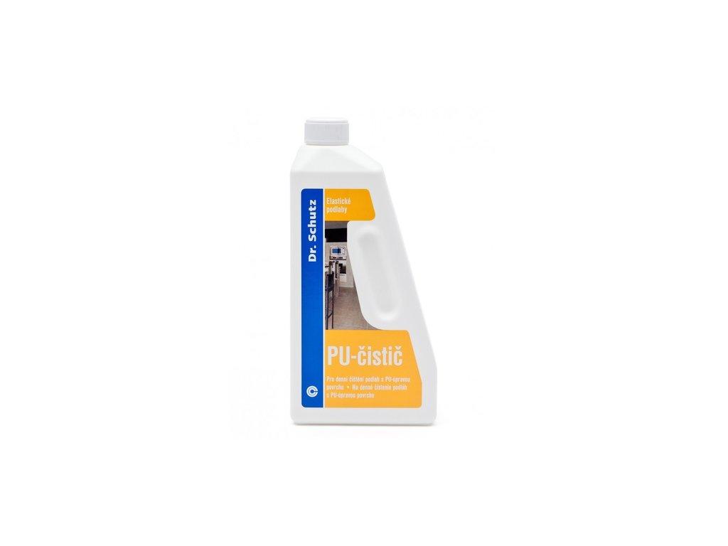 Čistící prostředek na podlahy Dr. Schutz PU čistič