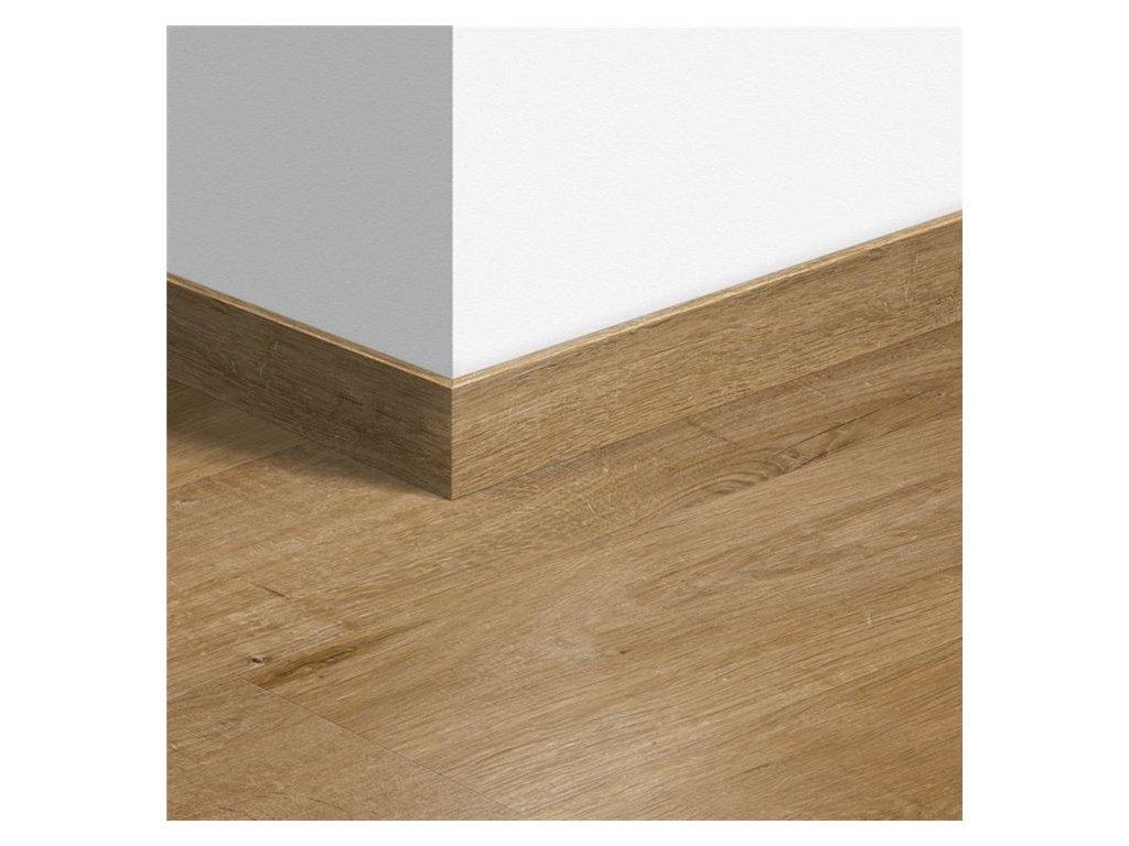 Standardní soklová lišta Dub bavlna přírodní 40104