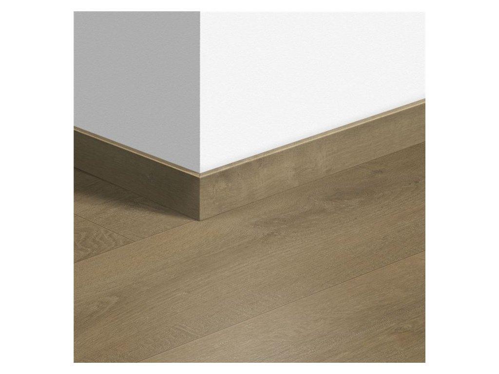 Standardní soklová lišta Sametový dub pískový 40159