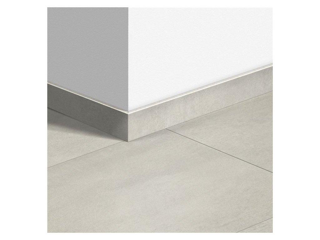 Standardní soklová lišta Beton lasturově bílý 40049