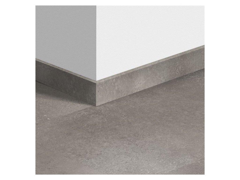 Standardní soklová lišta Betonový kámen 40234