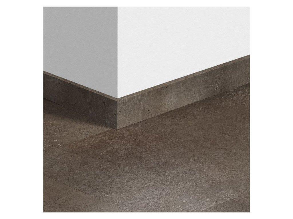 Standardní soklová lišta Oxidovaný kámen 40235
