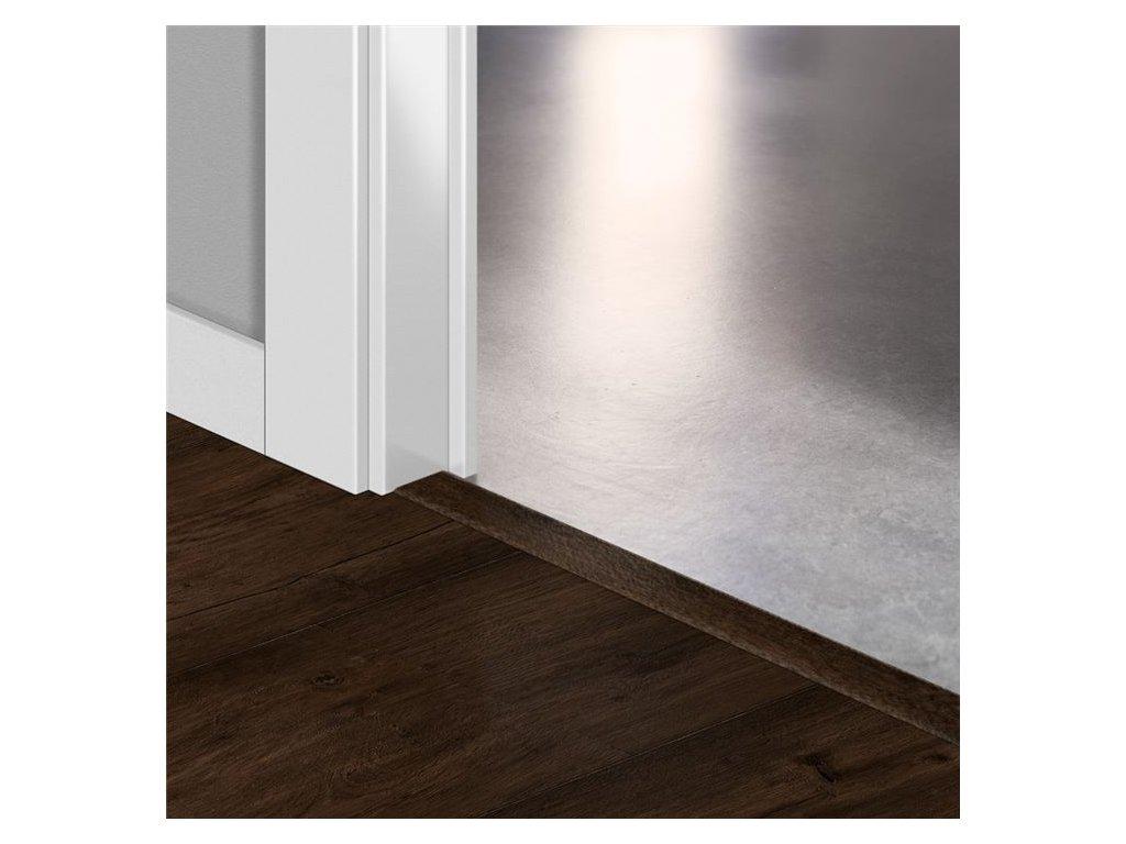 Přechodový profil Quick-Step INCIZO 5v1 Dub hnědý voskovaný