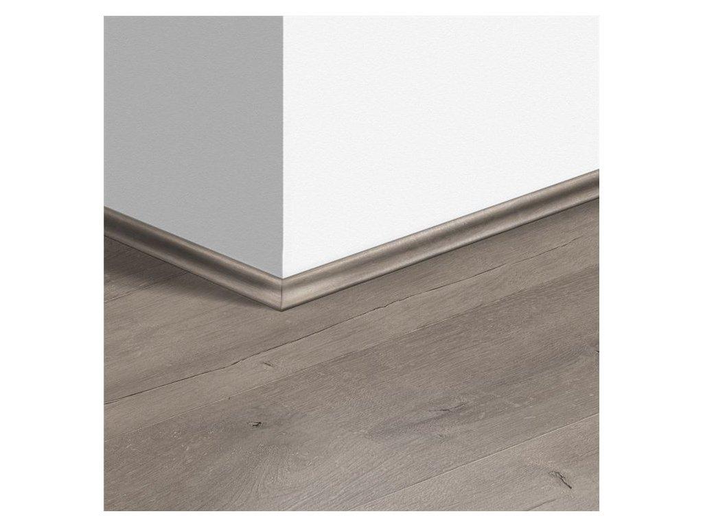Soklová lišta Scotia Dub šedý s patinou