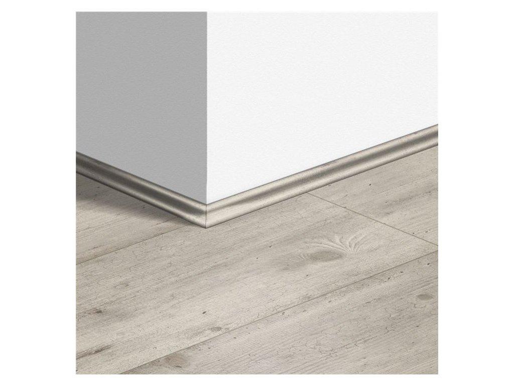 Soklová lišta Scotia Dřevo a beton světle šedý