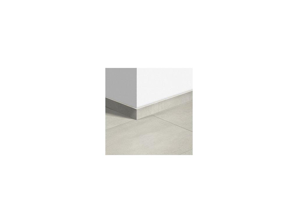 Soklová lišta Beton lasturově bílý