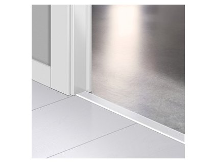 Přechodový profil Quick-Step INCIZO 5v1 Bílá prkna