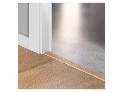 Přechodový profil Quick-Step INCIZO 5v1 Bílá lakovaná dubová
