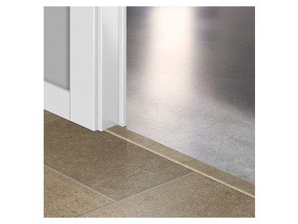 Přechodový profil Quick-Step INCIZO 5v1 Keramika tmavá