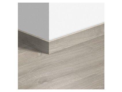 Soklová lišta standardní Dub Newcastle šedý