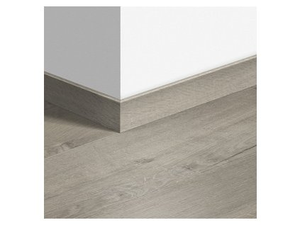 Soklová lišta standardní Jemný dub šedý