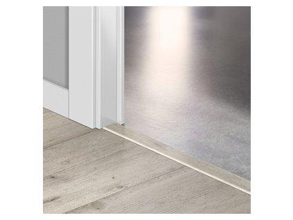 Přechodový profil Quick-Step INCIZO 5v1 Dřevo a beton světle šedý