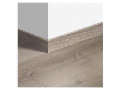 Soklová lišta standardní Pouštní dub kartáčovaný šedý