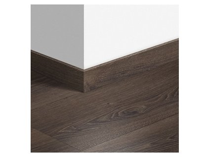 Soklová lišta standardní Pouštní dub kartáčovaný tmavě hnědý