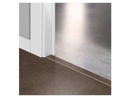 Přechodový profil Quick-Step INCIZO 5v1 Leštěný tmavý beton
