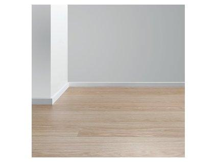 Natíratelná podlahová lišta
