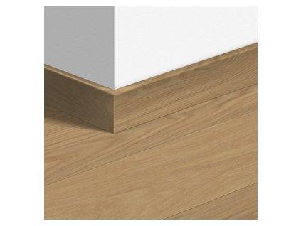 Soklová lišta Dřevěná podlahová lišta (sladěná barva)