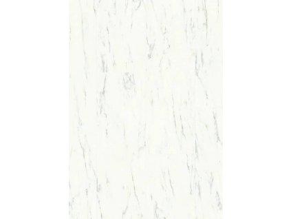 Mramorová dlažba bílá