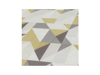 Golden Geometric | 5849